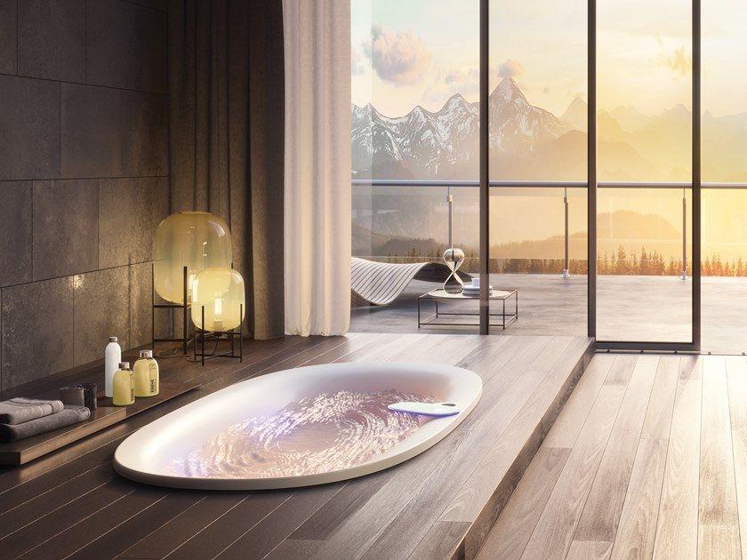 Jacuzzi Interior.Jacuzzi Arga Senso Vonios Kambario įranga